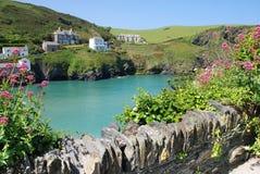 Het landschap van Cornwall royalty-vrije stock foto's