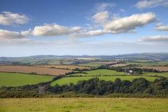 Het landschap van Cornwall Stock Fotografie