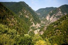 Het landschap van de berg Royalty-vrije Stock Foto's
