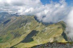 Het landschap van de berg Stock Afbeelding