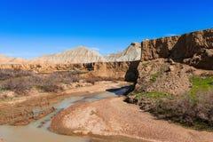 Het landschap van de berg canion Royalty-vrije Stock Foto
