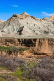 Het landschap van de berg canion Royalty-vrije Stock Afbeelding