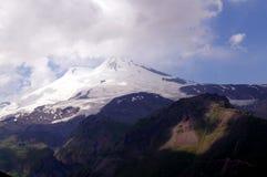 Het landschap van de berg op een zonnige dag Royalty-vrije Stock Fotografie
