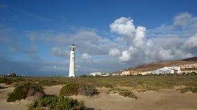 Het landschap van de Canarische Eilanden Stock Afbeelding