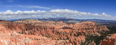 Het landschap van de Canion van Bryce Royalty-vrije Stock Foto