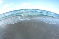 Het Landschap van de Caraïbische Zee royalty-vrije stock afbeeldingen
