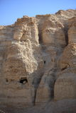 Het Landschap van de de Rotsberg van Eingedi, Israël Royalty-vrije Stock Foto's