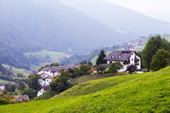 Het landschap van de dolomietberg Royalty-vrije Stock Afbeeldingen