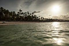 Het Landschap van de Dominicaanse Republiek Royalty-vrije Stock Fotografie