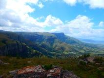 Het landschap van de Dullstroomvallei royalty-vrije stock foto