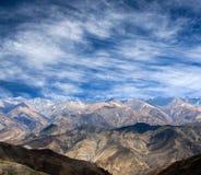 Het landschap van de Himalayanberg in Dolpo, Nepal Himalayagebergte royalty-vrije stock foto's
