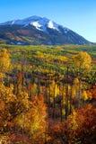 Het landschap van de Keblerpas royalty-vrije stock afbeeldingen