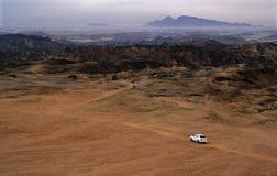 Het landschap van de maan Royalty-vrije Stock Foto's