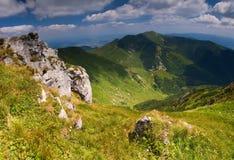 Het landschap van de schoonheid Stock Afbeelding