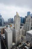 Het landschap van de stad Royalty-vrije Stock Foto's