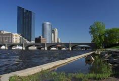 Het landschap van de stad Royalty-vrije Stock Foto