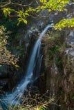 Het landschap van de Taizhouherfst stock afbeeldingen