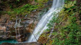 Het landschap van de Taizhouherfst stock fotografie