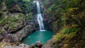 Het landschap van de Taizhouherfst royalty-vrije stock foto's