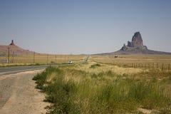 Het landschap van de Vallei van het monument Royalty-vrije Stock Foto's