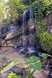 Het Landschap van de waterval royalty-vrije stock afbeeldingen