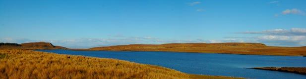 Het landschap van de wildernis Royalty-vrije Stock Foto