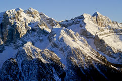 Het landschap van de winter Royalty-vrije Stock Foto