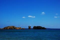 Het landschap van Griekenland Stock Fotografie