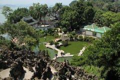 Het landschap van Gulangyu Stock Foto's