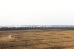Het landschap van het de lentegebied Royalty-vrije Stock Foto