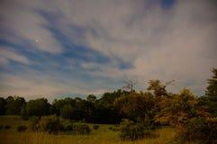 Het landschap van het gebied Stock Foto