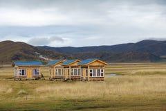 Het landschap van het hoogland royalty-vrije stock fotografie