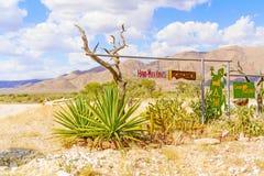 Het landschap van het Khomashoogland dichtbij Patience in Namibië Royalty-vrije Stock Foto's