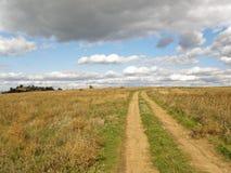 Het landschap van het land Stock Fotografie