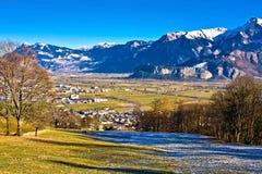 Het landschap van het land Royalty-vrije Stock Foto