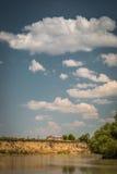 Het landschap van het land Royalty-vrije Stock Foto's
