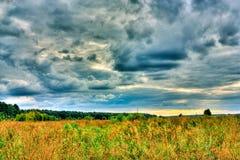 Het landschap van het platteland Royalty-vrije Stock Fotografie