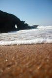 Het Landschap van het strand Royalty-vrije Stock Foto