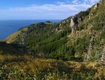 Het landschap van het Verre Oosten Royalty-vrije Stock Foto's