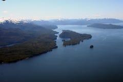 Het landschap van het water royalty-vrije stock fotografie