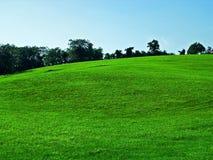 Het Landschap van heuvels Royalty-vrije Stock Afbeeldingen