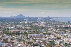 Het landschap van Hin van Hua, Thailand Stock Fotografie