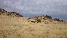 Het landschap van Idaho Stock Afbeeldingen