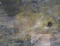 Het Landschap van Impresion Royalty-vrije Stock Fotografie
