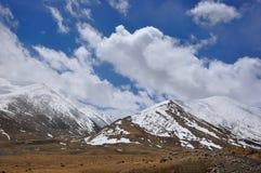 Het Landschap van Ladakh royalty-vrije stock foto
