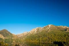Het landschap van meertahoe - Californië, de V.S. Royalty-vrije Stock Foto's