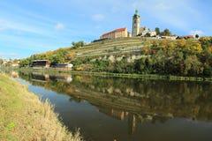 Het landschap van Melnik Royalty-vrije Stock Foto's
