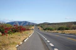 Het landschap van Mexico royalty-vrije stock foto