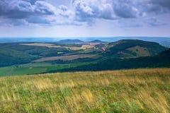 Het landschap van Moravian Royalty-vrije Stock Afbeeldingen