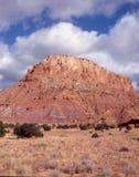 Het landschap van New Mexico Royalty-vrije Stock Afbeeldingen